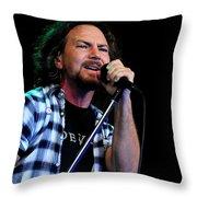 Pearl Jam Throw Pillow