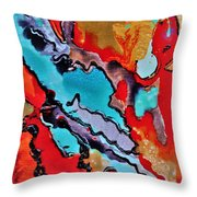Pearl Of A Great Price Throw Pillow
