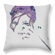 Pearlesqued Individual Throw Pillow