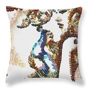 Pearlesqued She Throw Pillow