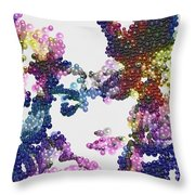Pearls And Everything Throw Pillow