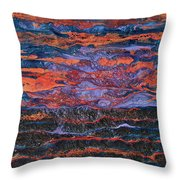 Pebeo After The Sunset Throw Pillow