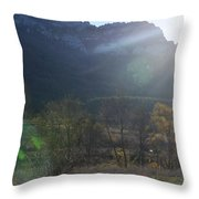 Pech Cardou Magical Drive Throw Pillow
