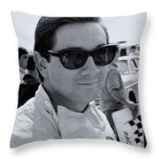 Pedro Rodriguez Throw Pillow