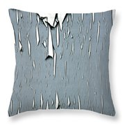 Peeling Paint 1 Throw Pillow