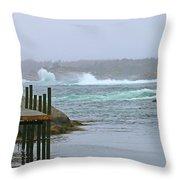Peggys Cove 6022 Throw Pillow