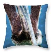 Pelicano Throw Pillow