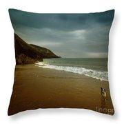 Pembrokeshire Throw Pillow