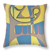 Penance Throw Pillow