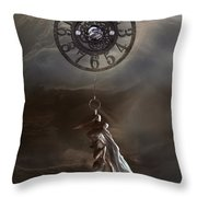 Pendulum Throw Pillow