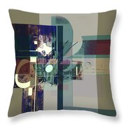 Penman Original-1282 Throw Pillow