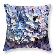 Penny Mac Throw Pillow