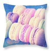 Pensees Sur Paris Throw Pillow