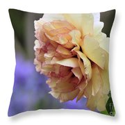 Peony 24 Throw Pillow