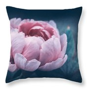 Peony Beauty Throw Pillow