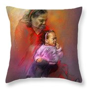 People From Memphis 03 Bis Throw Pillow