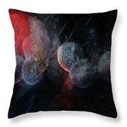 Pepsi Space Galaxy Throw Pillow