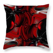 Perceptive Creation Throw Pillow