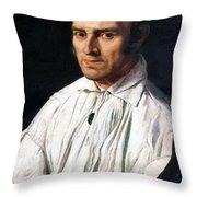 Pere Desmarets Throw Pillow