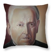 Pere Joaquim Rossello Throw Pillow