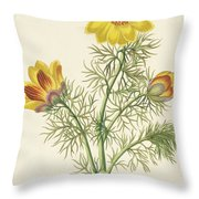 Perennial Adonis Throw Pillow