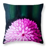 Perennial Throw Pillow