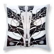 Perfect Balance Throw Pillow