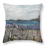 Perfect Cast Throw Pillow