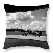 Perfect Flying Weather Throw Pillow
