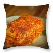 Perfect Food Throw Pillow