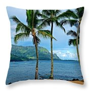 Perfect Hang Out Throw Pillow