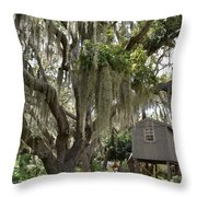 Perfect Hideout Throw Pillow