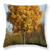 Perfect Little Tree Throw Pillow