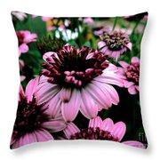 Perfect Pink Throw Pillow