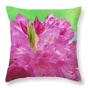 Perfect Purple Throw Pillow
