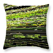 Perfect Resonance Throw Pillow