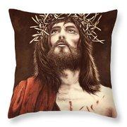 Perfect Sacrifice Throw Pillow