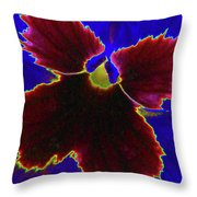 Perfectly Pansy 05 - Photopower Throw Pillow