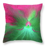 Perfectly Pansy 07 - Photopower Throw Pillow