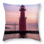 Perfectly Steadfast Throw Pillow