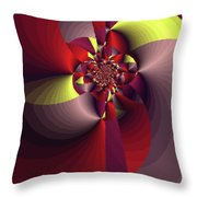 Perfectly Wrapped Throw Pillow