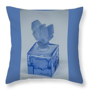 Perfume Bottle Collection_4 Throw Pillow