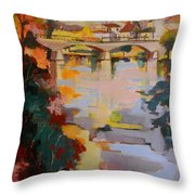 Perigueux 2016 Throw Pillow