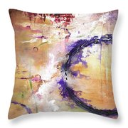 Perpetual Motion - Squared Throw Pillow