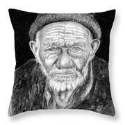 Perserverance Throw Pillow