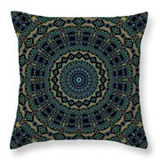 Persian Carpet Throw Pillow