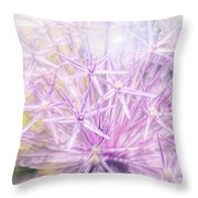Persian Stars Throw Pillow