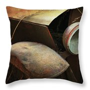 Persistence II Throw Pillow