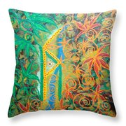 Personal Power Throw Pillow