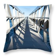 Perspective Iv Throw Pillow